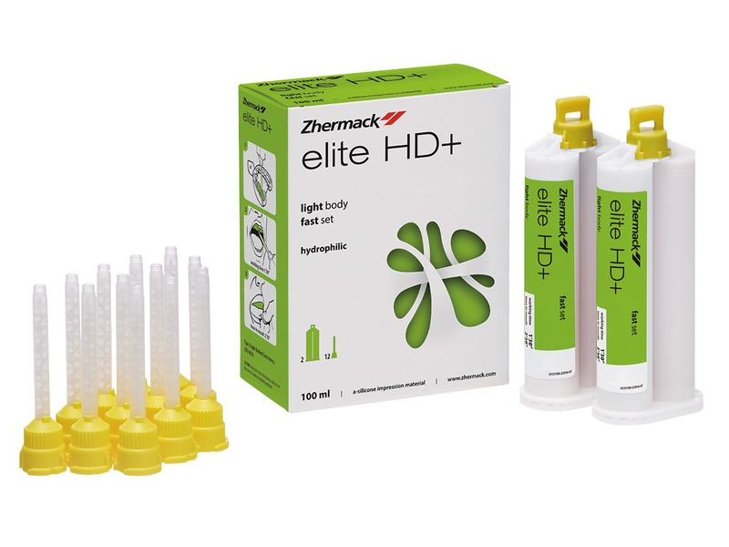 Elite Hd+ Light Fast 2x50ml.